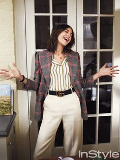 Alexa Chung remembers when she first watched Annie Hall. She was 19 and living in the English countryside. She'd never been to New York City and wasn't...