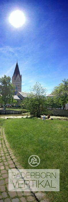 Paderborn: Paderquellen und Dom