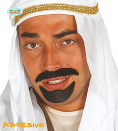 Arabisetti+2 Cabo, Products, Sheik, Moustaches, Pirates, Gadget