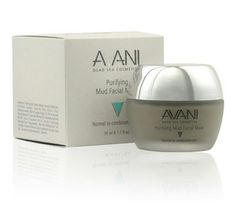 Avani Dead Sea Cosmetics purifying mud mask - 1st mud mask tried -leaves your skin clean & super soft