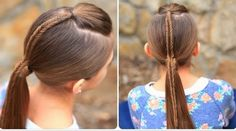 nice Back to School Hairstyles for Girls