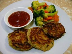 Salmon Patties Recipe. Ate these all the time as a kid and loved them.