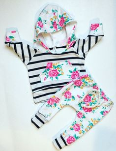 e0711084 Baby girl clothes / cute baby clothes / baby girl outfit / baby clothes /  floral baby outfit / floral / hipster baby clothes / baby gift /