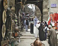 The Souk-Cairo