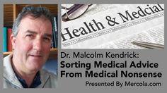 Dr. Mercola Interviews Dr.  Kendrick (Full Interview)