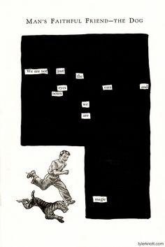 Magic.  -Tyler Knott Gregson