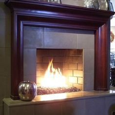 Gas Fireplace Design Ideas, Pictures, Remodel and Decor