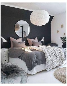 Girls Bedroom, Teenage Girl Bedrooms, Girl Bedroom Designs, Cozy Bedroom, Home Decor Bedroom, Modern Bedroom, Living Room Designs, Minimal Bedroom, Bedroom Furniture