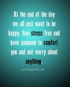 all-you-want is happiness