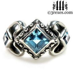 3 Rexes Jewelry - Princess Love Gothic Engagement Ring, $130.00 (http://www.3rexes.com/princess-love-gothic-engagement-ring/)