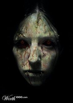Zombie - Worth1000 Contests