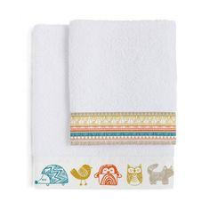 Moshi Moshi Dětský ručník a osuška Teepee