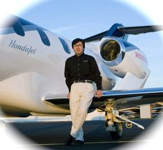 """flygc.info - HondaJet HA-420 - Still, Honda expects some of its customers to buy the plane for personal use like family trips. Unlike larger jets, the Honda is designed to be flown by one pilot instead of two and has what the company calls a """"human-freindly cockpit."""" It could be as close as one can get to a flying minivan..."""