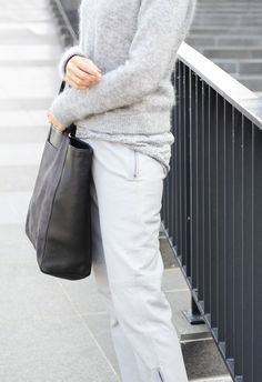 Via MyDubio | Grey | Humanoid | Minimal Chic Fashion