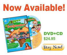 Rachel and the TreeSchoolers Perfect for Autistic learners and others with learning differences.