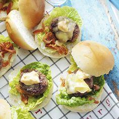 Recept - Snelle miniburgers - Allerhande