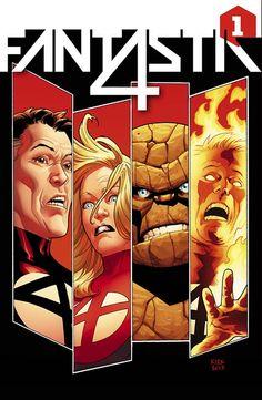 Fantastic Four- Leonard Kirk