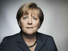 Angela Merkel...