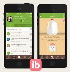 ibotta app design - Google Search
