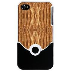 Faux Fur Mink Print iPhone 4 Slider Case $28.  http://www.cafepress.com/debracortese.637997198