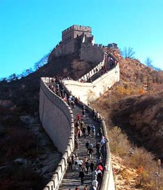 Great wall of China must travel places before die