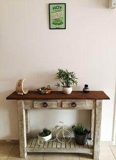 Mueble de apoyo para Cecilia – Antigua Madera