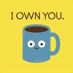 Oh coffee...