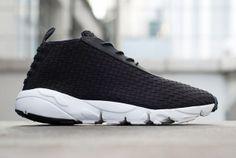 Nike Air Footscape Desert Chukka - Black
