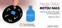 MoYou Nails - Nail Art and stamping Set. Dekorer og design dine negler som en profesjonell - iGlow.no