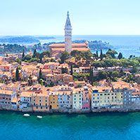 croatia.hr 6 highlights of istria: Rovinj, Motovun, Pula, Porec, Hum, Labin