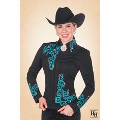 Larissa Show Jacket - Front