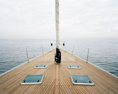 Gorgeous sailing beauty by Claesson Koivisto Rune