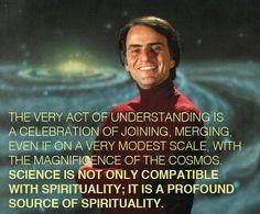 Carl Sagan on Science and Spirituality | Brain Pickings