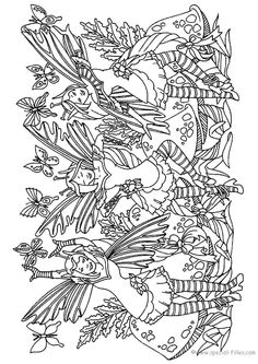 1336 Best Coloring Pages Adult Images Coloring Books Coloring