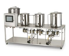 Automated Professional Microbrewery