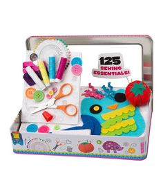 Take a look at this My Sewing Kit by ALEX on #zulily today!  for MalindaRenee