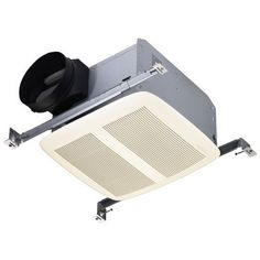 Special Offers - NuTone QTXEN080 Ultra Silent Series Bathroom Exhaust Fan - In stock & Free Shipping. You can save more money! Check It (April 12 2016 at 10:05PM) >> http://bathroomvanitiesusa.net/nutone-qtxen080-ultra-silent-series-bathroom-exhaust-fan/