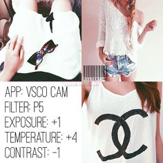 Part 1: 84 of the BEST Instagram VSCO Filter Hacks - Top Beauty and Lifestyle Blog on Makeup, Skincare, Reviews, Anti-Aging, Whitening, Fitness,and Food