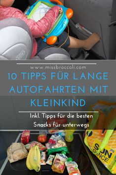 Die besten Tipps für lange Autofahrten mit kleinen Kindern ⋆ Miss Broccoli Tips for a long drive with a toddler: Traveling with children is not easy, especially in the car. These 10 tips for holidays and vacation are tried and… Continue Reading → Long Car Trips, Bmw Autos, The Longest Journey, Car Travel, Travel Hacks, First Time Moms, Kids Health, Baby Hacks, Toddler Preschool