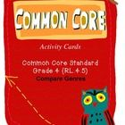 Did you know that Common Core Standard RL.4.5 (Literature) wants students to know concepts of poetry such as meter and  rhythm?  Plus, Common Core ...