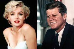 JFK, American President, and Marilyn Monroe are one of the most famous scandals in the world.