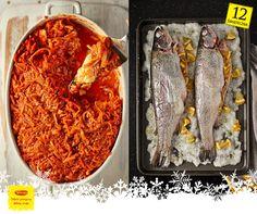 Ryba po grecku czy pstrąg pieczony w soli? www.swiateczna12.pl
