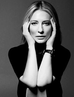 Cate Blanchett - Photography inspiration #anagalloway #potraitphotography #inspiration