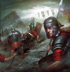 """Inter Arma Enim Silent Leges"". Czizero Rome History, Ancient History, Art History, Medieval World, Medieval Fantasy, Ancient Rome, Ancient Art, Imperial Legion, Roman Warriors"