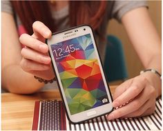 Cheap Cute Silicone Samsung S5 Cover Samsung Phone S5 Cases SGS02_9