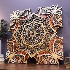 Laser Art, Laser Cut Wood, Laser Cutting, Wooden Wall Art, Wood Wall, Robert Wood, Wall Sculptures, Hardware, Amazing Art
