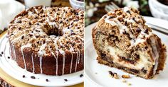 Dezerty Archives - Page 5 of 6 - chillin. Bunt Cakes, Bagel, Doughnut, Sweet Recipes, Banana Bread, Tiramisu, Deserts, Food And Drink, Breakfast