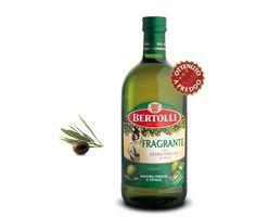 Bertolli Fragrante è un olio extra vergine ottenuto a freddo dal sapore fresco e vivace, caratterizzato dal profumo invitante e dall'aroma fresco.  #oliobertolli #bertolli #olio #oil #olive #cucina #cucinare #fragrante #pack #packaging