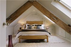 Report Exposes The Unanswered Questions on Stunning Attic Bedroom Design As previously mentioned, your bedroom is intended for relaxation after a long, busy moment. The attic bedroom is a … Attic Loft, Loft Room, Bedroom Loft, Master Bedroom, Attic Ladder, Cosy Bedroom, Attic Office, Pretty Bedroom, Bedroom Small