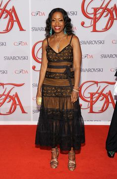 Tracy Reese attends the 2012 CFDA Fashion Awards